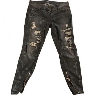 Balmain Grey Denim - Jeans Jeans for Women