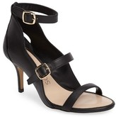 Sole Society Women's Carnie Scalloped Strappy Sandal