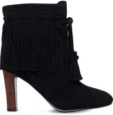See by Chloe Irina fringed suede ankle boots