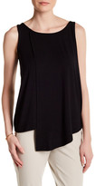 Joan Vass Sleeveless Knit Tank