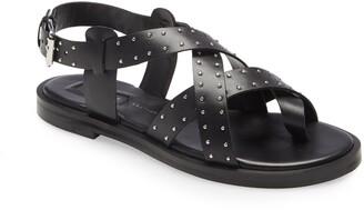 Topshop Paige Studded Sandal