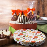 Mrs. Prindables Mrs. Prindable's Autumn Hat Box Petite Caramel Apple Gift Set