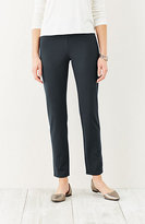 J. Jill Wearever Smooth-Fit Slim Ankle Pants