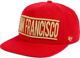 '47 San Francisco 49ers On Track Captain Cap