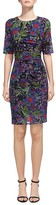 Whistles Maria Floral-Print Dress