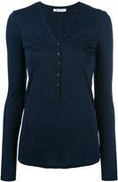 Dondup Tegmen T-shirt - women - Viscose/Polyamide - XS