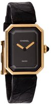 Chanel 18K Première Quartz Watch