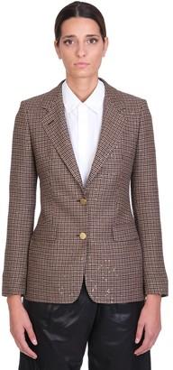 Tagliatore Parigi Blazer In Multicolor Wool