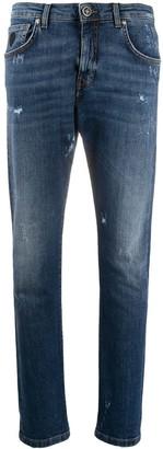 John Richmond Straight-Leg Jeans