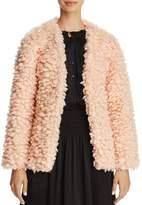 Freeway Shag Faux Fur Jacket