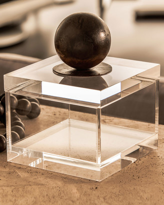 Jan Barboglio Ballin Acrylic Box