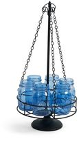 Pfaltzgraff 6-Light Mason Jar Chain Centerpiece