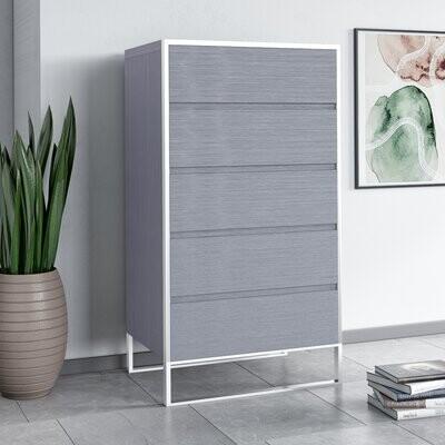 Thumbnail for your product : VIG Furniture Jolene Modern 5 Drawer Chest