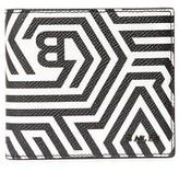 Bally Maze Print Bifold Wallet
