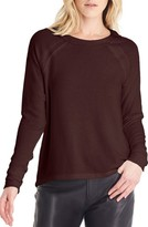 Michael Stars Women's Thumbhole Sleeve Top