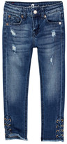7 For All Mankind The Skinny Jean (Little Girls)