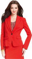 Jacket, Single-Button Blazer