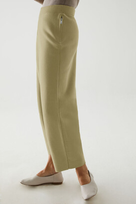 Cos Knitted Merino Wool Pants