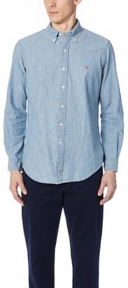 Polo Ralph Lauren Standard Fit Chambray Sport Shirt