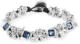 Uno de 50 The Jewel Leather Bracelet