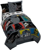 Star Wars Classic Death Star Twin/Full Reversible Comforter with Sham