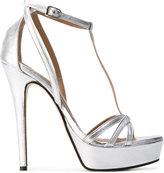 Marc Ellis - platform sandals - women - Leather - 37