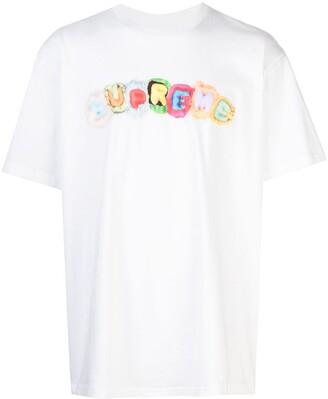 Supreme pillow print T-shirt