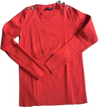 Petit Bateau Orange Cotton Knitwear for Women
