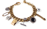 Lulu Frost *VINTAGE* Charm Bracelet #1