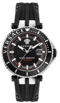 Versace V-Race Silicon Strap Diver Watch
