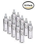 Bodycology PACK OF 10 Pure White Gardenia Fragrance Mist, 8 fl oz