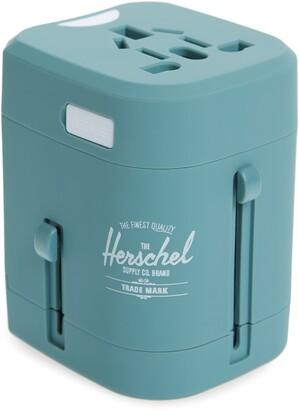 Herschel Travel Adapter