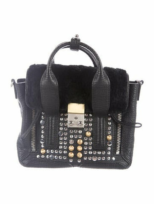 3.1 Phillip Lim Mini Pashli Tote Black