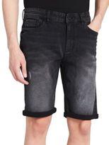 Calvin Klein Jeans Folded Cuff Jean Shorts