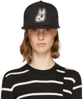 McQ Black 'Bunny Be Here Now' Cap