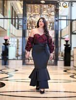 ELOQUII NOIR Elodie Gown