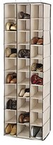Whitmor 6470-5132 Fashion Canvas Hanging Shoe Shelves
