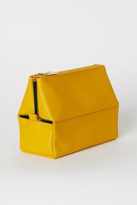 H&M Toiletry Bag - Yellow