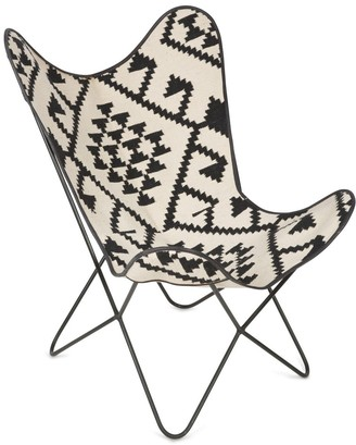 Home & Giftware Kilim Butterfly Chair