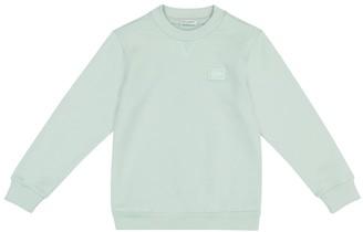 Dolce & Gabbana Kids Cotton sweatshirt