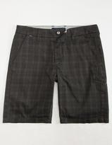 Fox Essex Plaid Mens Shorts