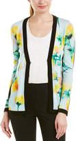 Escada Wool & Silk-Blend Cardigan