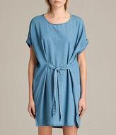 AllSaints Sonny Denim Dress