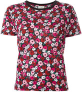Saint Laurent floral print T-shirt