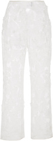 Cynthia Rowley Crossfade Lace Pant
