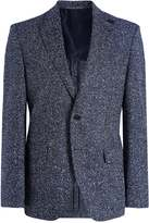 BOSS Virgin Wool Woven Jestor1 Jacket