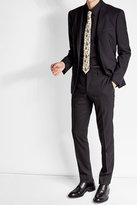 Dolce & Gabbana Printed Silk Tie