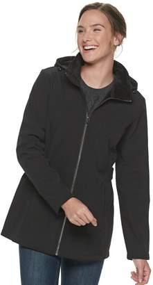 ZeroXposur Women's Nicole Hooded Soft Shell Jacket