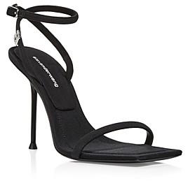 Alexander Wang Women's Julie Strappy High Heel Sandals