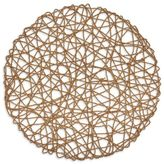 Sur La Table Round Rope Placemat, 14.5""